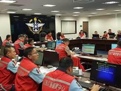 國軍今規劃 派遣2,355官兵投入救災