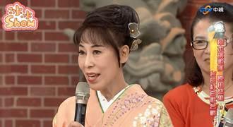 《冰冰SHOW》日本演歌手 原田悠里 台日紅白歌合戰
