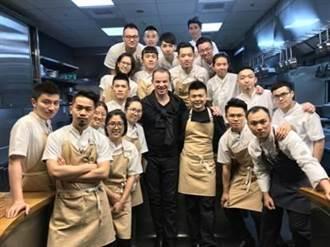 門外漢變身米其林餐廳新秀 成功取得RAW餐廳工作機會
