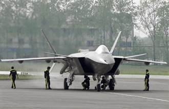 陸加開脈動生產線趕工 殲20戰機年產可達40架