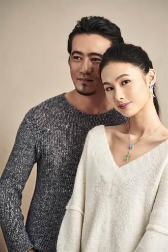 珠寶設計師林曉同有女初長成 父女同框好有愛