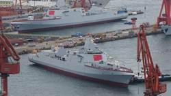 陸055導彈驅逐艦號稱世界第二 美媒:中期不用擔心