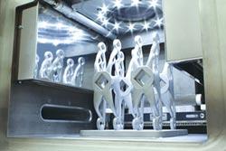Renishaw 3D列印技術 掀概念車零件製作革命