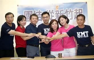 新竹》馬朱洪聯手說退林為洲 國民黨黨中央今早才知道