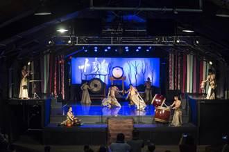 十鼓擊樂團赴美國休士頓《米勒戶外劇場》鼓動台灣生命力