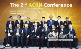 聯徵中心主辦ACRN 聚焦信用產業新未來