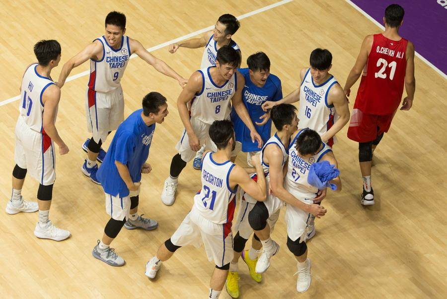 無論4強戰果如何,起碼這支中華男籃隊展現空前團結氣氛。(杜宜諳攝)