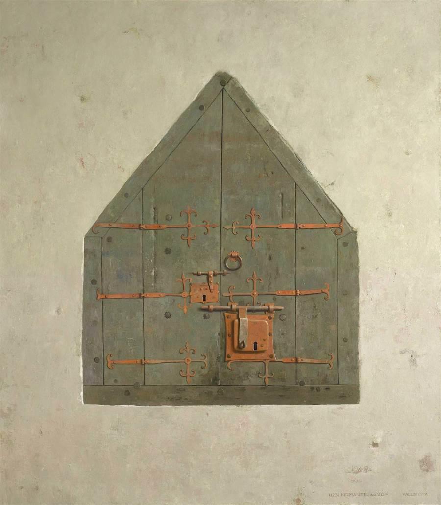 《凝視日常》新增展品〈法樂斯特納的聖體龕,哥特蘭〉 。(奇美博物館提供)