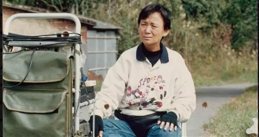 已故導演劉立立獲得終身成就獎。(報系資料照)