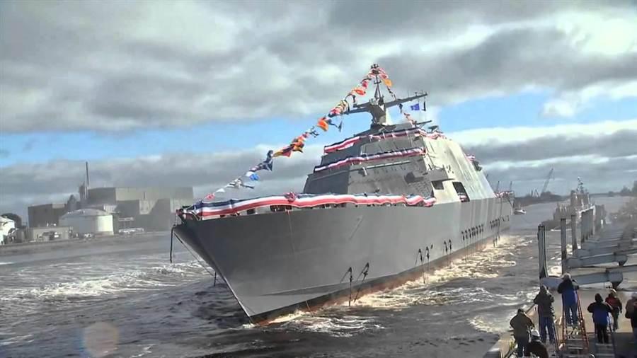 美國海軍不滿意濱海戰艦,現已重開未來巡防艦FFG(X)計畫。(圖/美國海軍)