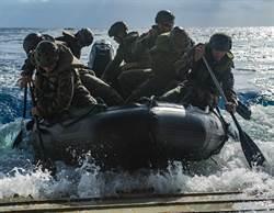 空前!南早:美海軍陸戰隊將駐守AIT新館