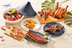 中秋烤肉探索廚房推美食節