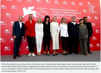 張艾嘉褲裝亮相不讓鬚眉! 威尼斯影展仍因男女不均遭轟「沙文」