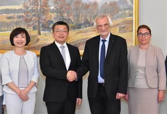 蔡其昌訪波蘭:讓波蘭成為台灣企業進入歐洲的門戶