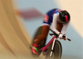 亞運》自由車3000公尺個人追逐賽 黃亭茵獲銅牌