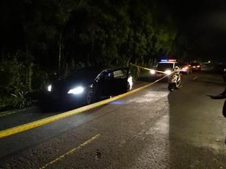 竹山驚傳槍擊案!29歲製茶工當街遭「行刑式槍決」身亡