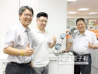 欣橋引進Universal Robots