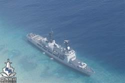 菲律賓最大主戰艦艇在南沙半月礁擱淺 喪失航行能力