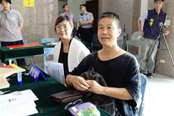 雲林》登記參選縣長 前立委王麗萍:人民就是想要打破藍綠