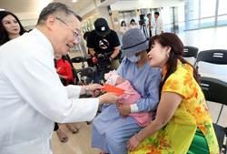 罕見!出生21天女嬰 三酸甘油脂飆正常人百倍 血液白如煉乳