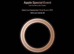 新iPhone將揭曉 蘋果秋季發表會直播收看方法大公開