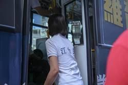 江怡臻跨區搭嗆聲公車  張善政羅智強:拒投民進黨