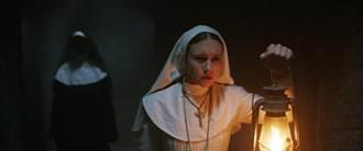「華倫太太」親妹加入厲陰宅宇宙 演鬼修女夜裡噩夢頻驚醒