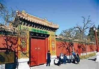 因「延禧攻略」暴紅 富察皇后觀德殿修繕 明年向遊客開放