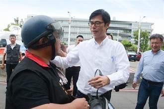 高雄》看到陳其邁說淹水的原因 吳子嘉:開始擔心他民調