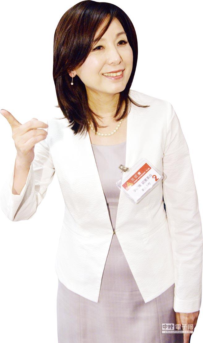 新光金副董事長李紀珠