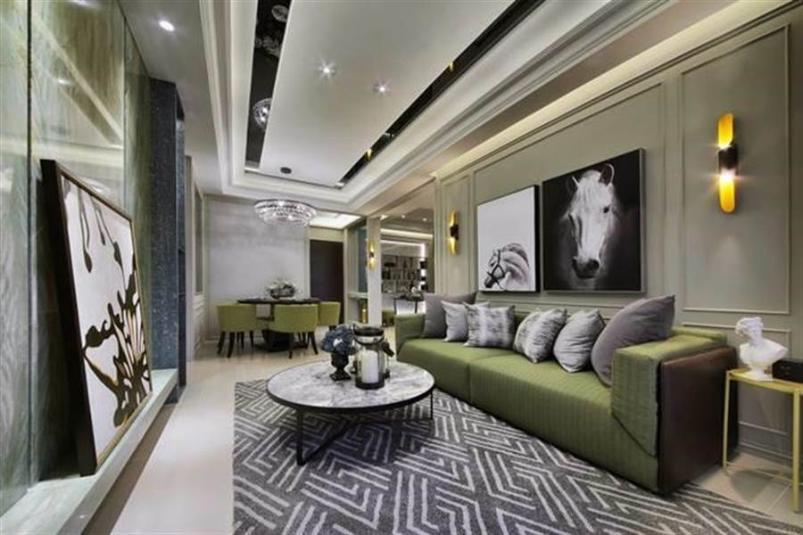 豪宅品牌「富宇建設」前進北台灣,讓首購族也能入住豪宅。(圖/富宇建設提供)
