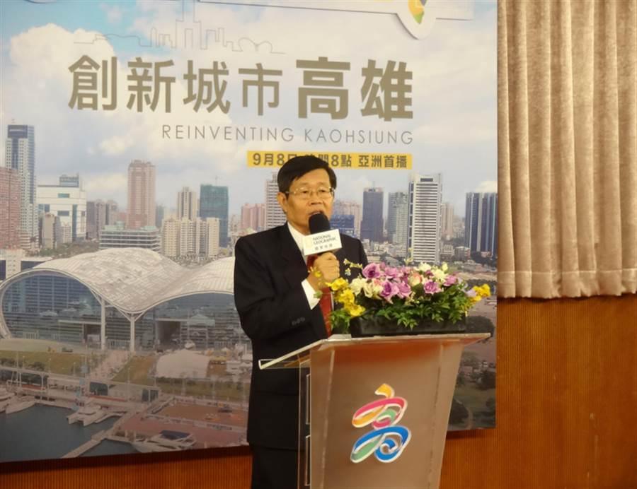 高雄市副市長楊明州。