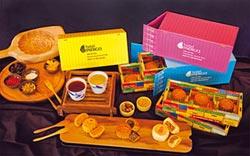 不只比內餡月餅禮盒造型拚創意