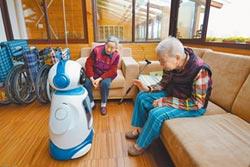 機器人當助教 走紅陸幼兒園