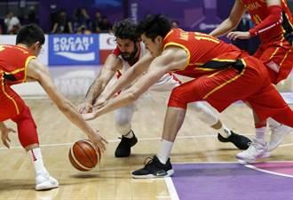 亞運》大陸包辦籃球男女雙金 隊史第4次