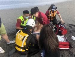 影》悲上加悲!宜蘭勇男救女童溺斃 女友今燒炭身亡