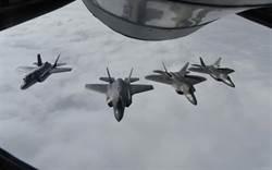 應對俄中威脅 洛馬公司將推F-22/F-35混合型戰機