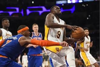 NBA》湖人重見天日 分期買斷大爛約
