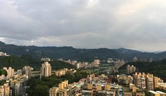 台北9月2日陰晴不定 無下半滴雨