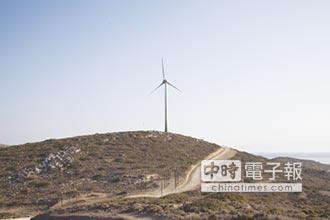 地中海第一座綠能島