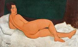 藝術品金融化 1裸女值上億美元