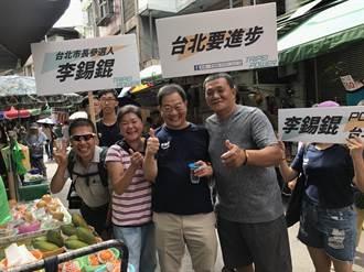 台北》東奧正名連署 錕P:盼不再受意識形態干預
