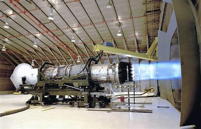 F135是當今推力最大的戰機發動機。(圖/JSF.mil)
