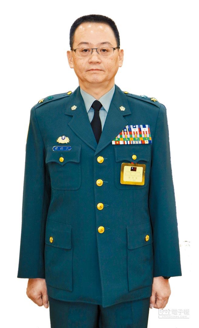 軍情局長羅德民中將上任後,對大陸情蒐改以軍事戰略為主,顯見兩岸軍事對壘有升高的趨勢。(本報資料照片)