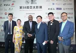 亞太影展主席李祐寧身兼崇右教授 盼讓台灣走進世界