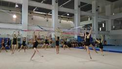 韻律體操「夢遊仙境」 感謝世大運觀眾捧場
