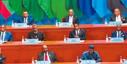 中非論壇登場 台灣外交邊緣化