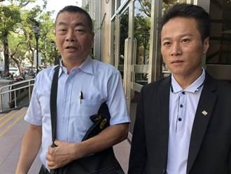 逸仙國小石狛犬非古物 李承龍二審減刑改判四月
