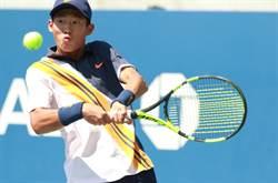 美網》三溫暖般的比賽 曾俊欣青少年男單晉16強