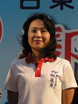 台東》黃國東黨部決議 開除鄺麗貞黨籍